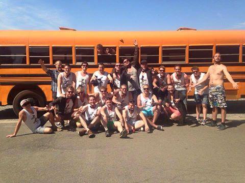 Bus américain  - 28 places
