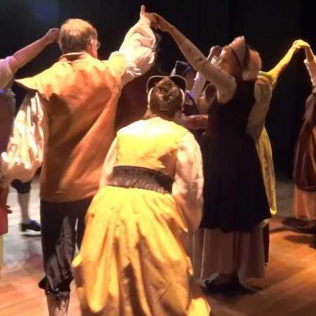 Danses de la Renaissance et du XVIIe siècle: le triomphe de la contredanse!