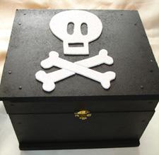 Trésor de pirate